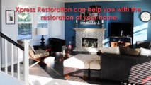 Water Damage Restoration, Removal and Cleaning Services, San Diego – Xpress Restoration Inc