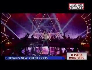 B-town new greek gods