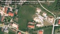 A vendre - terrain - CEILHES ET ROCOZELS (34260) - 7 544m²