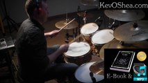 Drumming Independence- 16th Note Triplets over 15/8 - video