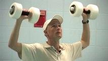 Water Aerobics _ Water Aerobic Workout