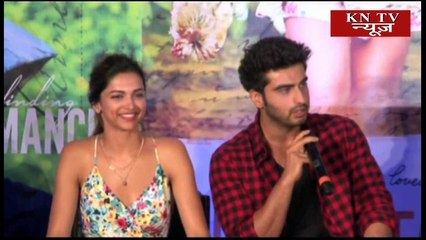 Arjun Kapoor at Finding Fanny song launch event