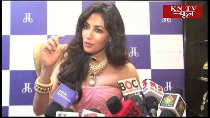Chitrangada Singh At Jaipur Jewels Store Launch