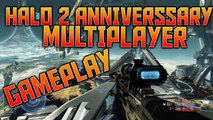 "Halo 2 Anniversary Exclusive ""MULTIPLAYER Gameplay"" + ""Halo 5 Beta"" 