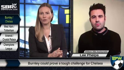 Burnley vs Chelsea [18.08.14] Premier League Football Match Preview