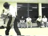 Crip Walk - Breakdance Battle Hip Hop