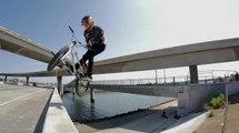 Drew Bezansons Street Style - BMX