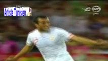 Coupe du monde Allemagne 2006 Tunisie 1-3 Espagne 19-06-2006