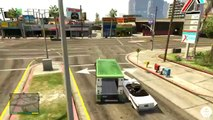 GTA 5 How To Make Huge Amounts Of Money Robbing Security Trucks + All Locations(Grand Theft Auto V)