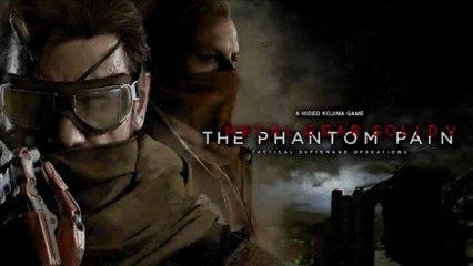 GC 2014 Video de gameplay de MGSV :  Phantom Pain de Metal Gear Solid V : The Phantom Pain