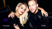 Calvin Harris Defends Blocking Rita Ora's Teen Choice Performance