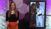 Khloe Kardashian on French Montana's Cover Art