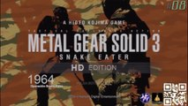 Metal Gear Solid Operacion Snake Eater #8