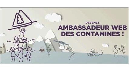 Ambassadeurs aux Contamines en 2015