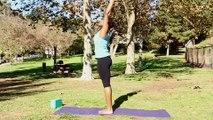 Yoga Poses for the Spine _ Yoga Poses for the Spine_ Mountain Pose