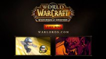 World of Warcraft : Warlords of Draenor - Cinématique d'introduction