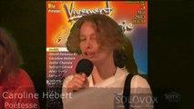SoloVox poésie musique slam  -  31 - Caroline Hébert - DUEL Poétique (1)