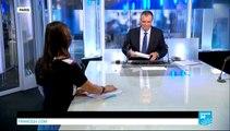 """Revue de Presse française - """"François Hollande au pied du mur"""""""