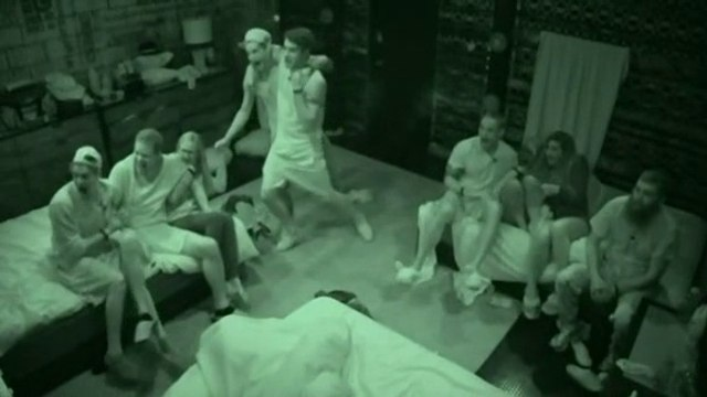 Big Brother scaring house guests