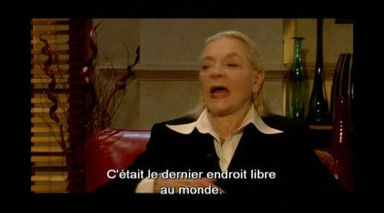 L'INTERVIEW TCM CINÉMA : Lauren Bacall