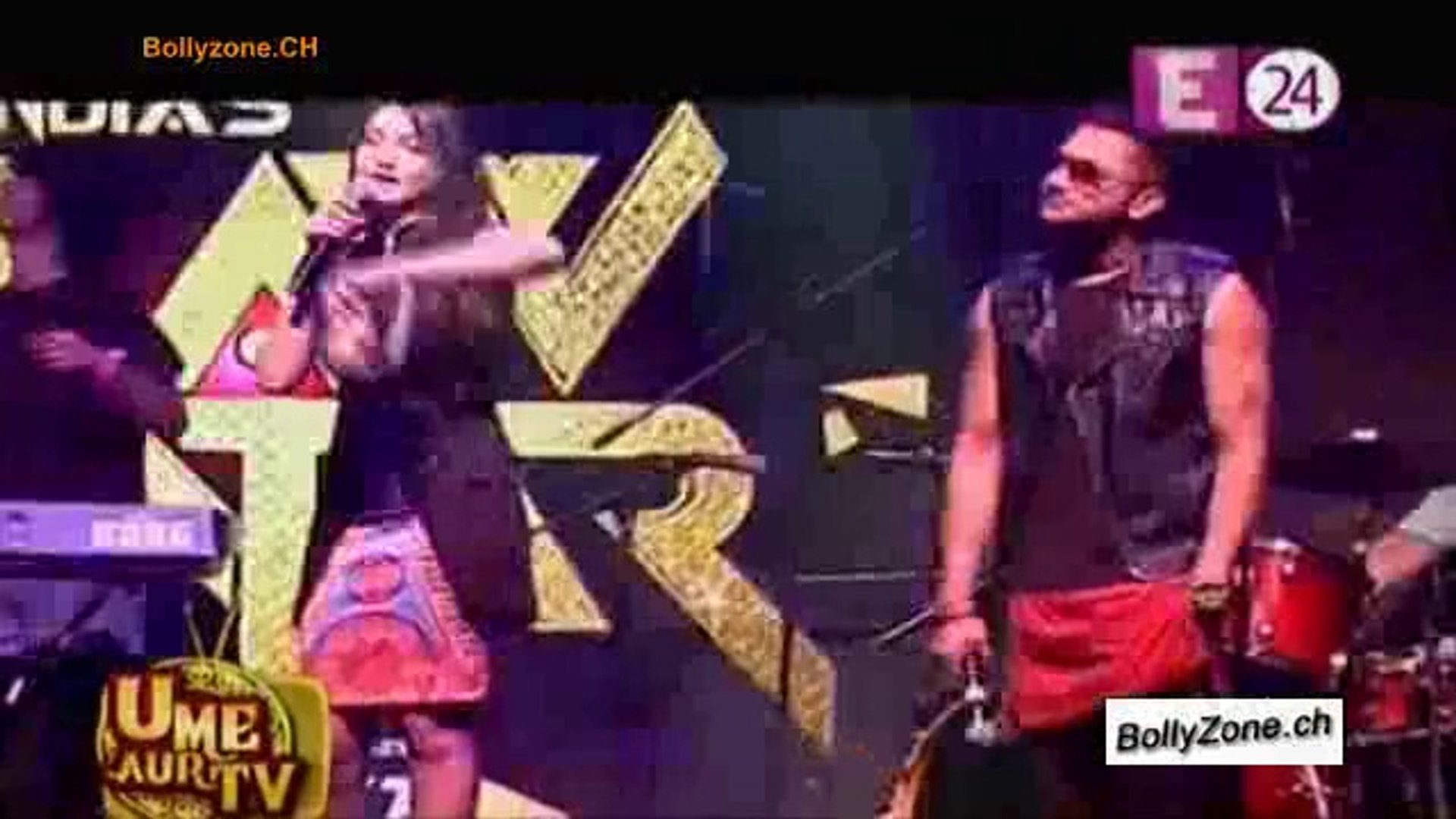 Yo Yo Honey Singh Ke Raw Star!! - India's Raw Star - 14th Aug 2014