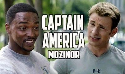 Captain America : sheber