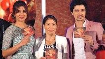 Mary Kom Movie Music Launch | Priyanka Chopra, Mary Kom !