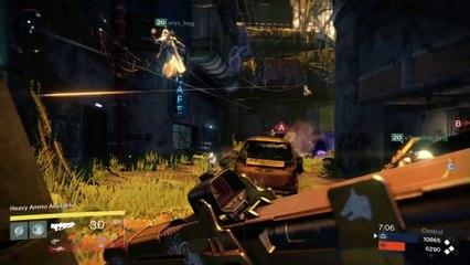 Destiny - Gamescom 2014 PVP Gameplay de Destiny