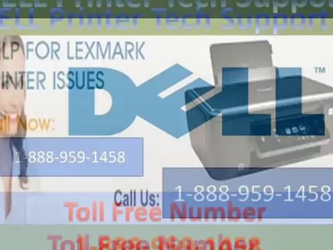 Contact Dell Tech Support-1-888-959-1458-Number for Technical Support