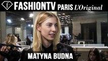 Martyna Budna  My Look Today ,  Model Talk ,  FashionTV