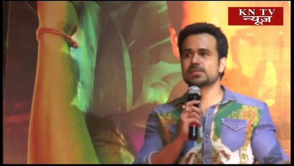 Emraan Hashmi talk about his character in raja natwarlal