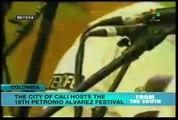 Cali, Colombia hosting 18th Petronio Alvarez Festival