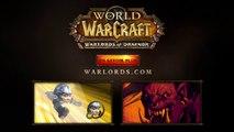Cinématique de World of Warcraft - Warlords of Draenor- GC 2014