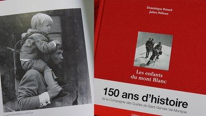 Les Enfants du Mont-Blanc Editions Guérin Les Guides de Saint-Gervais Val Montjoie