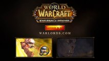 World of Warcraft- Warlords of Draenor - Cinematic Trailer