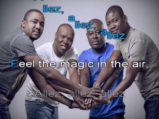 MAGIC SYSTEM - MAGIC IN THE AIR