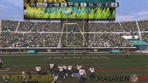Madden NFL 15 Exclusive Gameplay - Jaguars vs. Texans Xbox One Gameplay