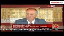 CHP'li İnce, İstifa İçin Kurultay Tarihini Bekliyor