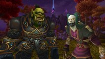 World of Warcraft : Warlords of Draenor - Warlords of Draenor en Action