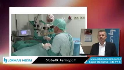 Diabetik Retinopati Görmeyi Tehtit Ediyor!