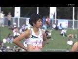 2010国体陸上 成年女子100m決勝