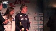 Athéltisme / Yoann Kowal et sa fiancée fêtent son titre européen au Club France - 15/08