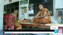 THAILAND - Buddhism: Growing number of Westerners seek out spiritual retreat