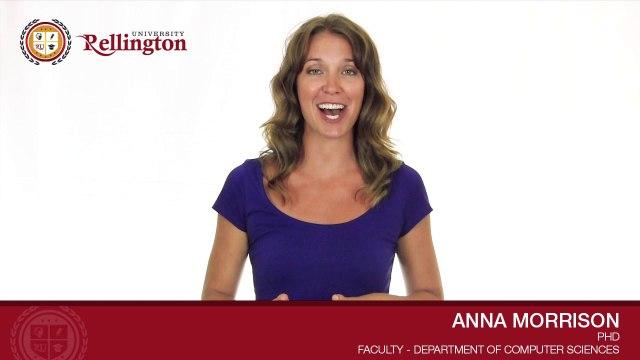 Anna Morrison - PhD Faculty Member - Rellington University