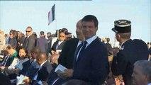 Les cérémonies commémoratives du 70e anniversaire du débarquement de Provence