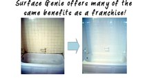 Porcelain coatings, bathtub refinishing, reglazing training, business opportunity