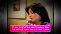 El emotivo recuerdo de Mariana a Mariana Briski