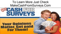 an How To Get Money Paid Surveys Get Cash For Surveys