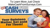 an How To Get Money Paid Surveys Get Cash For Surveys