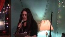 SoloVox poésie musique slam - 52 - SoloVox version Cabaret enregistrée le 26 février 2014 au Bar l'Escalier, partie 1